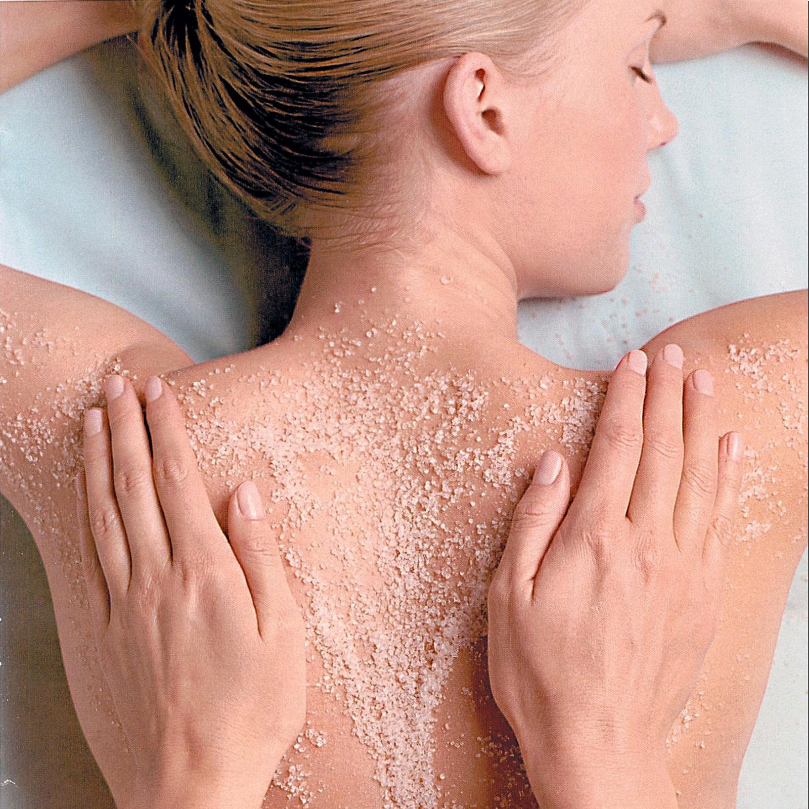 Beauty Within Back and Salt Scrub