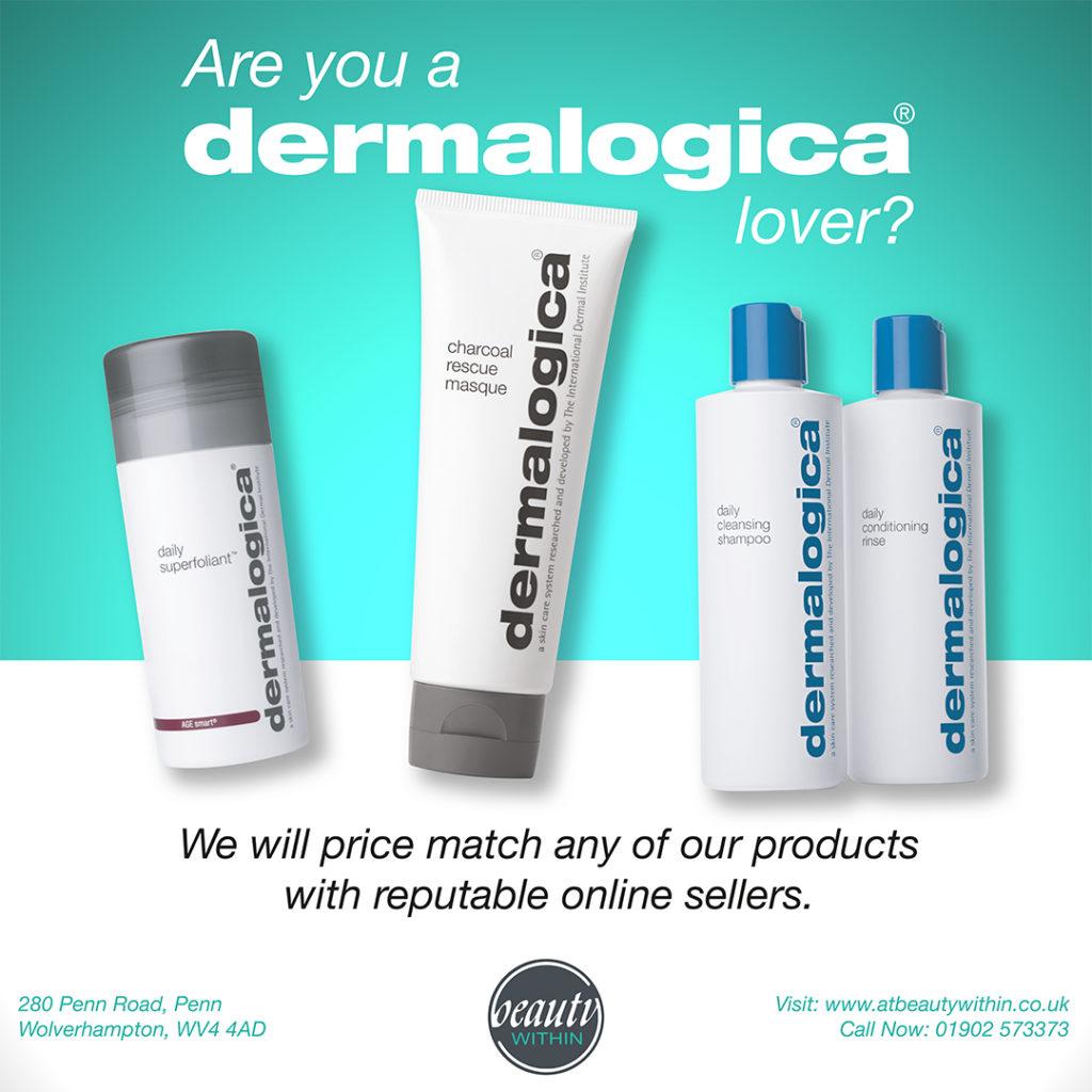 Dermalogica Price Match