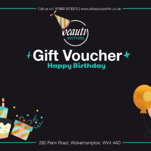 Gift Voucher - Birthday